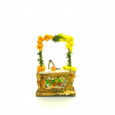 Santon Provence décors limonade