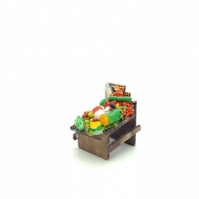Santon Provence fruits