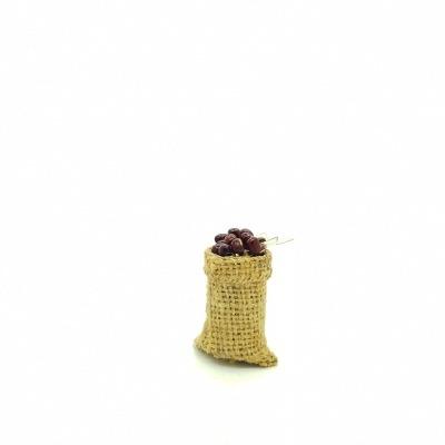 Santon Provence panier olives noires