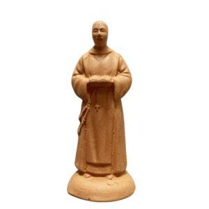 Le moine de Saint-Jospeh à peindre santon de provence