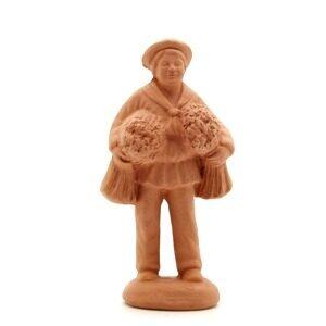 santon de provence à peindre l'homme aux blés