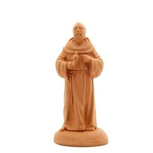 Saint françois d'assise santon à peindre