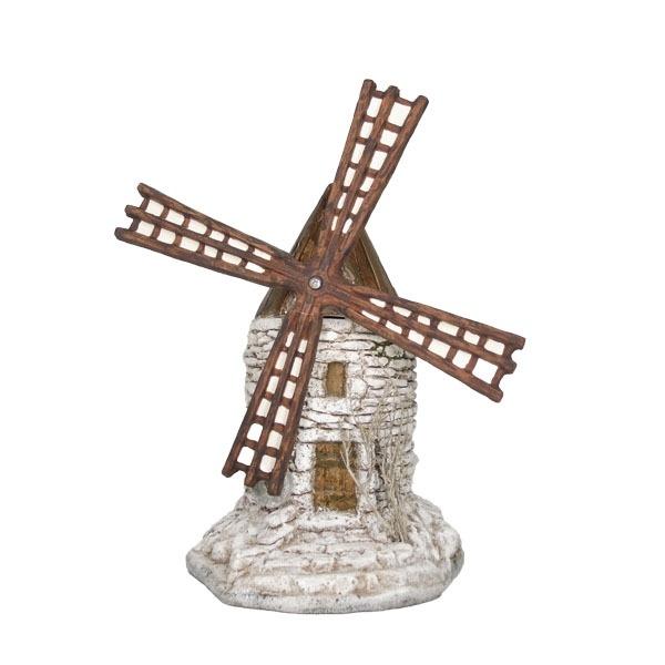 Moulin fixe 03 décors de crèche de Provence