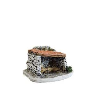 Crèche mini décors de crèche de provence