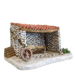 Décors de crèche de Provence crèche petite
