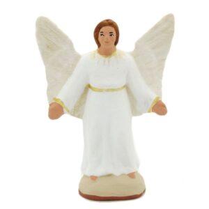 ange santon de provence peint à la main