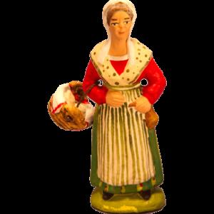 Femme brousse