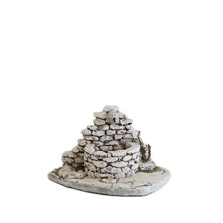 Fontaine 2 décors de crèche de Provence