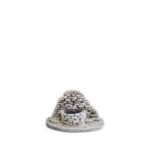 Décors de crèche de Provence fontaine mini