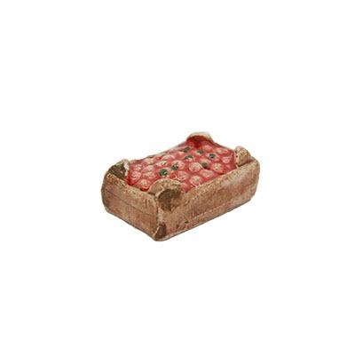 Mini-cagette de tomates - Décors de crèche provençale