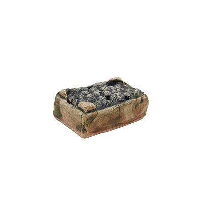 Mini-cagette de Truffes Décors de crèche provençale