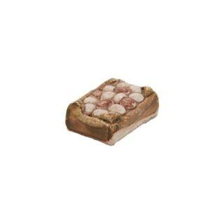 Mini-cagette d'oeufs Décors de crèche provençale