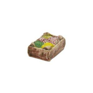 Mini-cagette de raisins Décors de crèche provençale