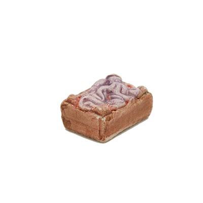 Mini-cagette de poulpe Décors de crèche provençale