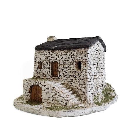 Décors de crèche de Provence Maison des causses