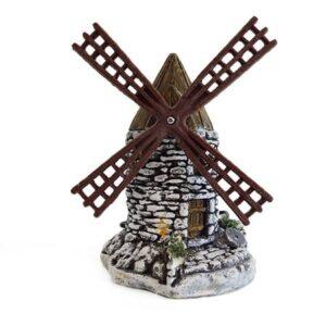 Moulin fixe 01 décors de crèche de provence