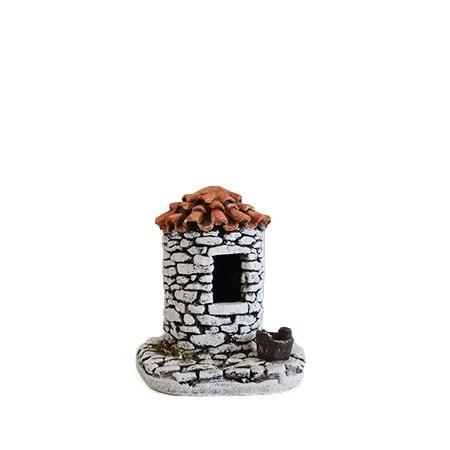 grand puits décors de crèche de Provence