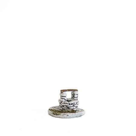 Puits mini décors de crèche de Provence