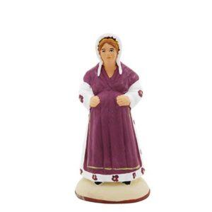 Santon de Provence Femme enceinte
