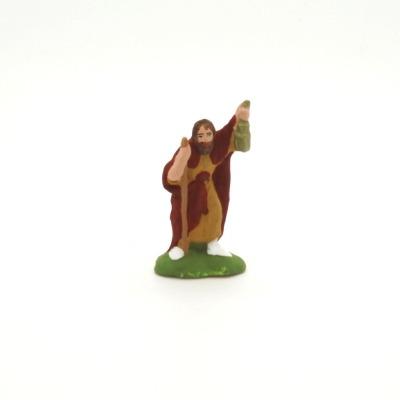 Mini santon de Provence l'homme à la lanterne