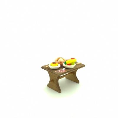 Santon Provence table pain